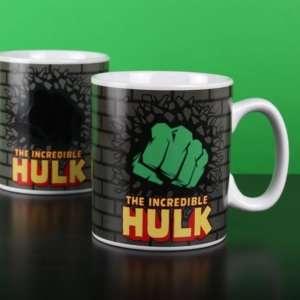 Idea regalo Mug termosensibile Hulk