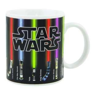 Idea regalo Mug termosensibile Spade Laser