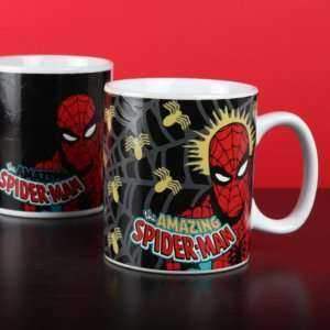 Idea regalo Mug termosensibile Spider-Man