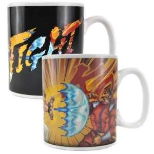 Idea regalo Mug termosensibile Street Fighter