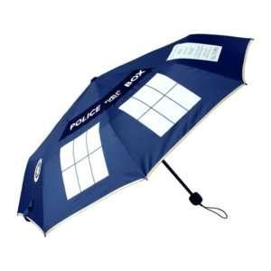 Regalo Ombrello portatile TARDIS