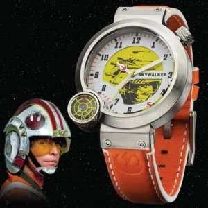Idea regalo Orologio Luke Skywalker da collezione