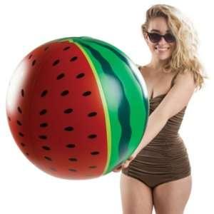 Idea regalo Palla da spiaggia Anguria