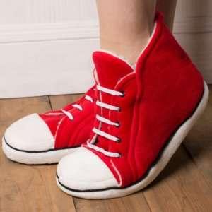 Regalo Pantofole in stile Converse