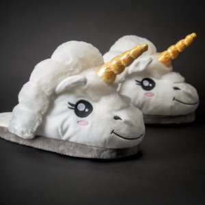 Idea regalo Pantofole Unicorno