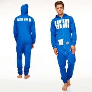 Regalo Pigiama intero TARDIS