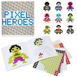 Idea regalo Pixel Heroes