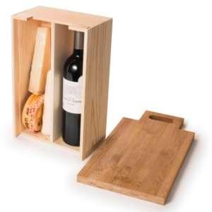 Regalo Porta vino e formaggio Rackpack