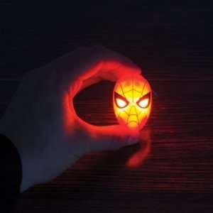 Idea regalo Portachiavi LED di Spider-Man