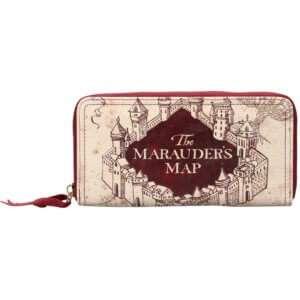 Idea regalo Portafoglio Mappa del Malandrino