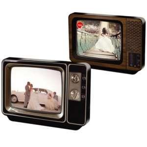 Regalo Portafoto televisione vintage
