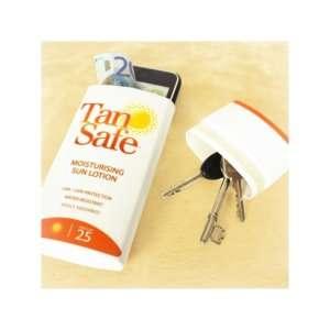 Idea regalo Portaoggetti da spiaggia TanSafe