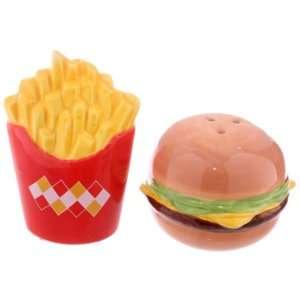 Regalo Sale e pepe  Fast Food