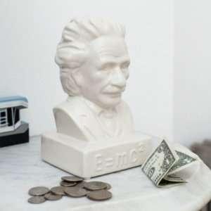 Regalo Salvadanaio Einstein
