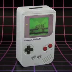 Regalo Salvadanaio Game Boy