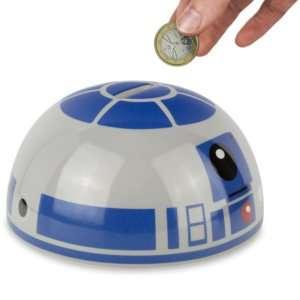 Regalo Salvadanaio R2-D2 a cupola