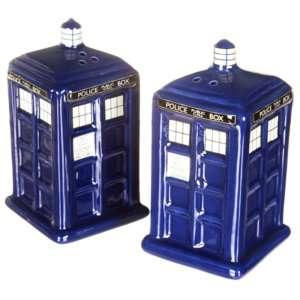 Idea regalo Set Sale e Pepe TARDIS