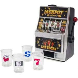 Regalo Slot Machine alcolica