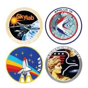 Idea regalo Sottobiccheri NASA