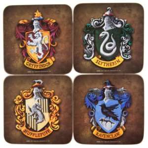 Regalo Sottobicchieri di Hogwarts