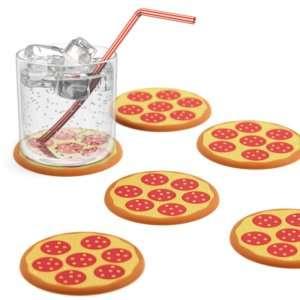 Idea regalo Sottobicchieri Pizza