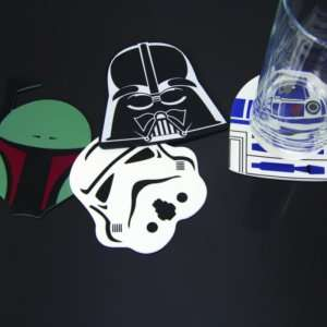 Idea regalo Sottobicchieri Star Wars