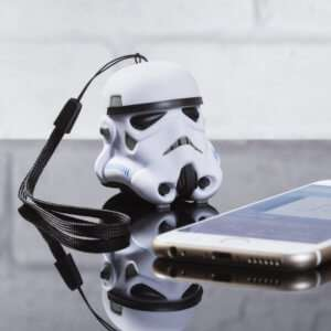 Idea regalo Stormtrooper mini speaker Bluetooth