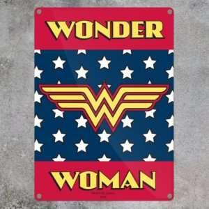 Idea regalo Targa Wonder Woman