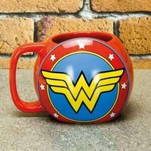 Regalo Tazza Scudo Wonder Woman