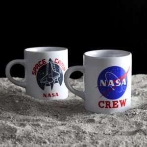 Idea regalo Tazzine da caffè NASA