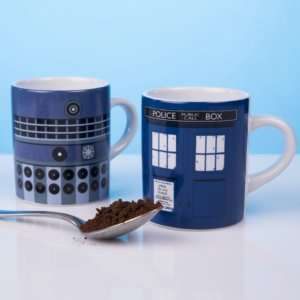 Idea regalo Tazzine Doctor Who