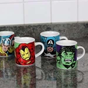 Idea regalo Tazzine Marvel Avengers
