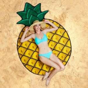 Regalo Telo mare Ananas