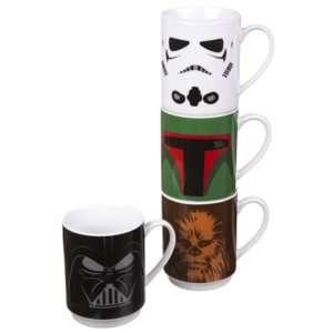 Idea regalo Torre di Mug Star Wars