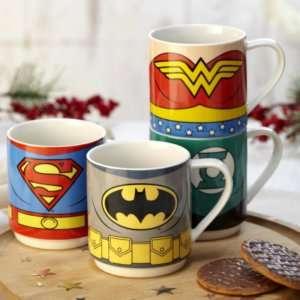 Idea regalo Torre di tazze Justice League
