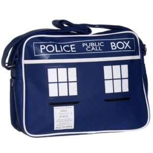 Idea regalo Tracolla TARDIS Doctor Who