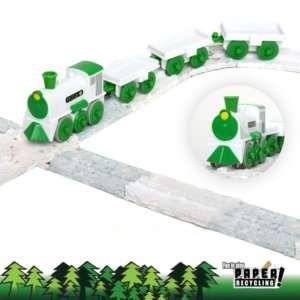 Idea regalo Trenino ecologico