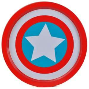 Idea regalo Vassoio Scudo di Capitan America