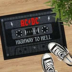 Idea regalo Zerbino Musicassetta AC/DC