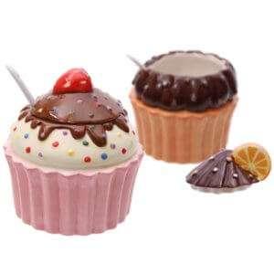 Regalo Zuccheriera Cupcake