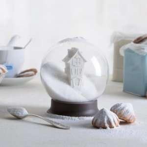 Idea regalo Zuccheriera – Sfera di neve